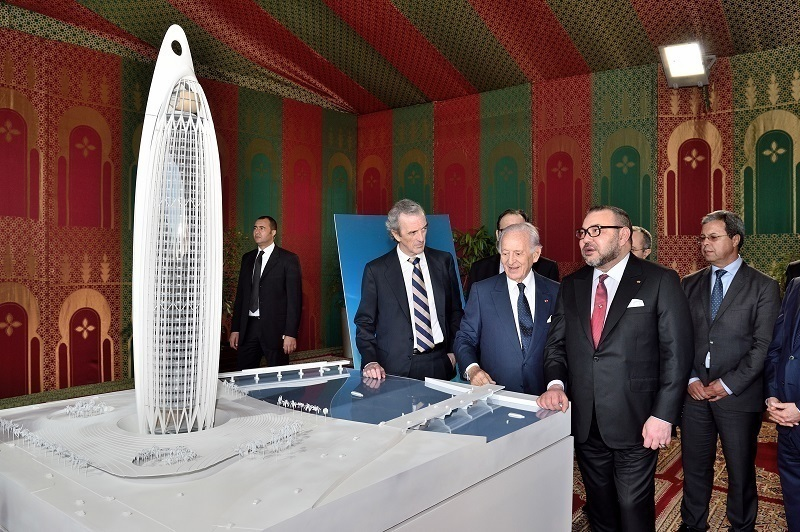 UNESCO: Mohammed VI Tower in Rabat Could Ruin Cityscape