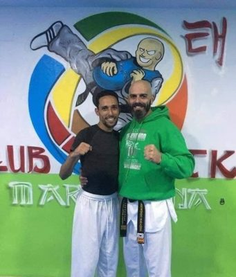 Undocumented Moroccan Migrant to Compete in Spanish Taekwondo Competition
