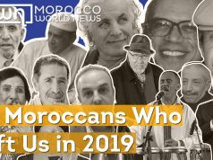 Video Moroccans Who Left Us in 2019