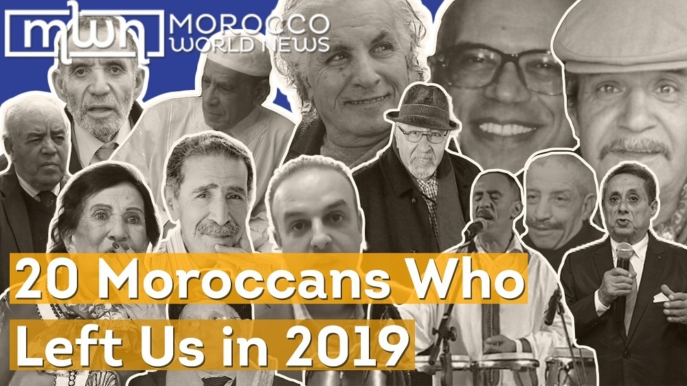 20 Moroccans Who Left Us in 2019