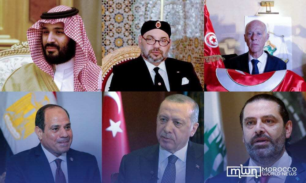 Welcome 2020: A Decade of Quotes & Challenges From MENA Region