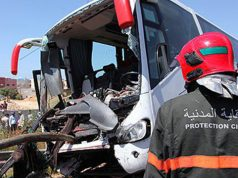 Taza Bus Crash in Northern Morocco Kills 8, Injures 42