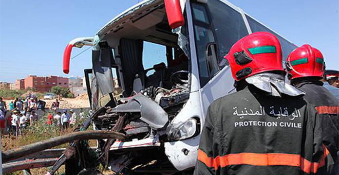 Taza Bus Crash in Northern Morocco Kills 17, Injures 42
