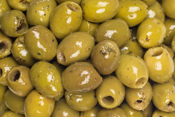 How to Make Moroccan Pickled Olives