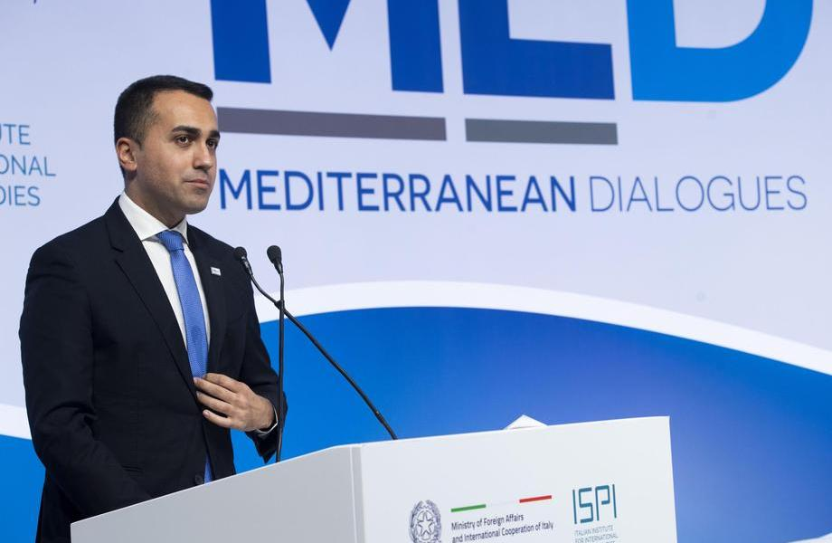 Rome MED 2019: Morocco is a Strong Partner in Building Peace