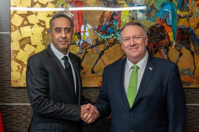 USA, Morocco Committed to Continued Peace, Security