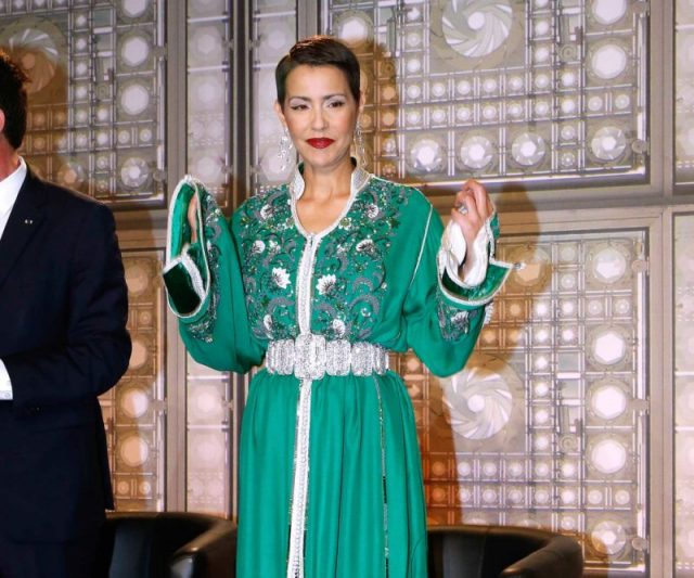 Princess Lalla Meryem Inaugurates 30th International Charity Bazaar