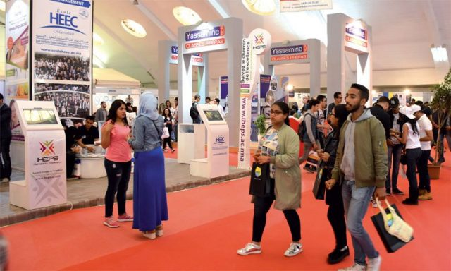 2020 Student Forums in Morocco Expect More Than 500,000 Visitors