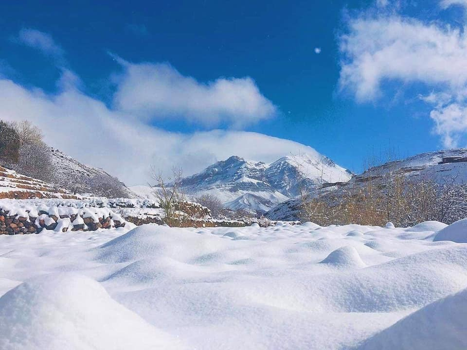 10 Photos to Make You Fall in Love with Winter in Morocco