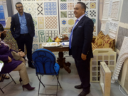 "Bahrain's ""8-In-1 Expo"" International Show Spotlights Moroccan Handicrafts"