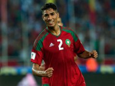 Achraf Hakimi, My Ambition is to Honor Moroccan Football