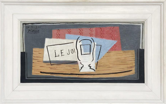 Auction House Raffles Picasso Painting to Supply Morocco with Clean Water