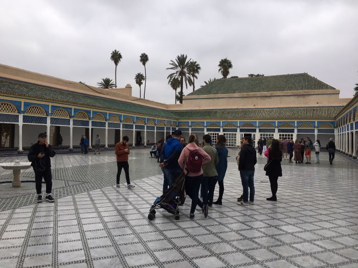 Almost 3 Million Tourists Visited Marrakech in 2019