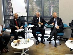 CSMD meets politicans, Morocco's new development model
