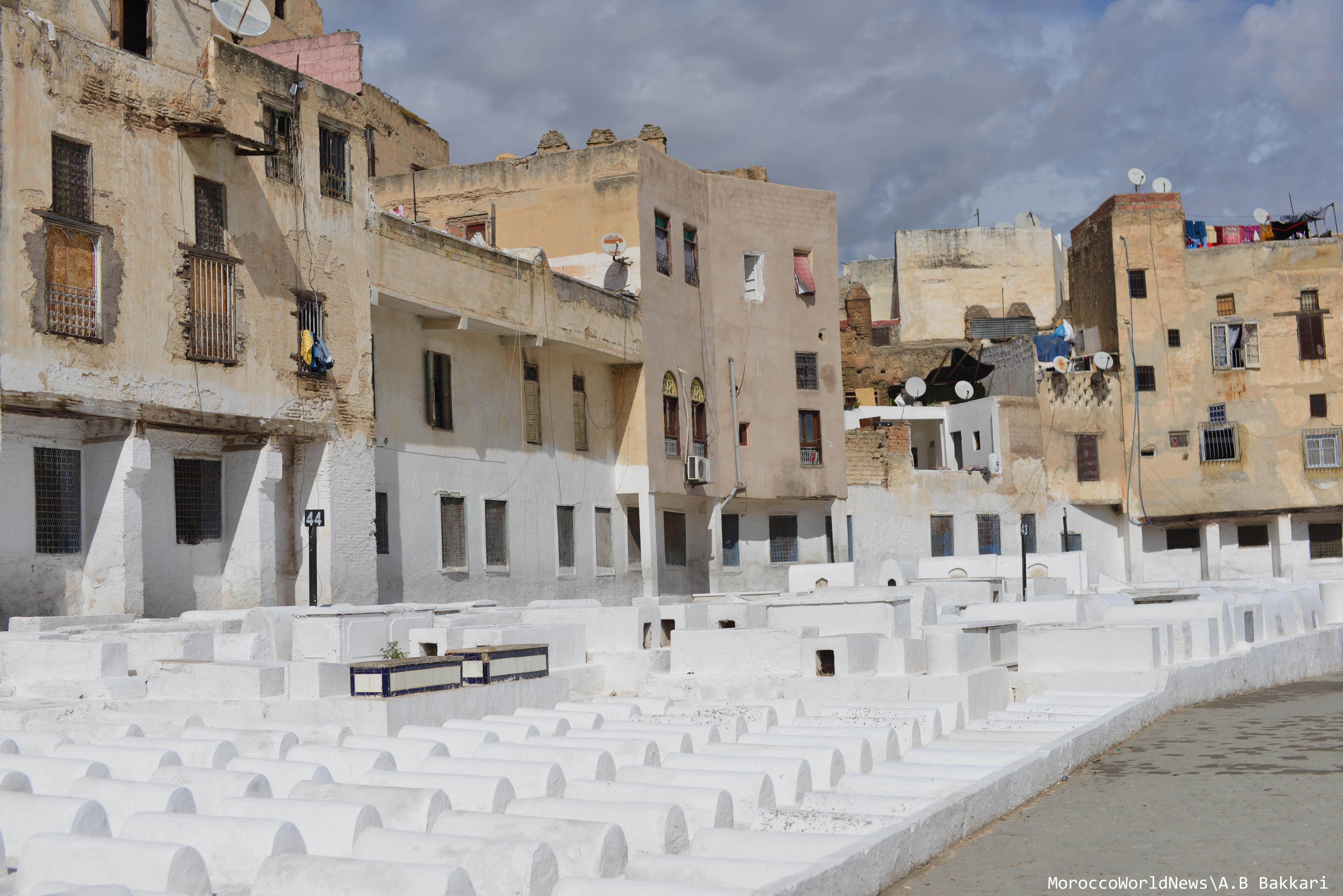 In Photos: Remembering Moroccan Jewry at the Fez Jewish Cemetery