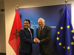 EU, Morocco Determined to Strengthen Ties to Face Common Challenges