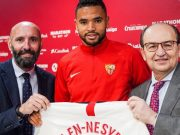 En-Nesyri Has not Reached his Potential Yet, Says Sevilla's Sporting Director