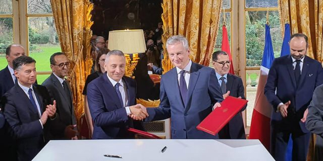 French Minister of Economy to Fly to Morocco for Official Meetings