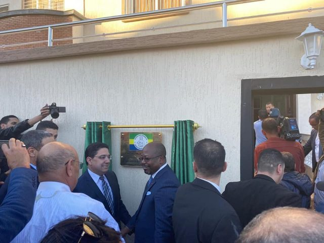 Gabon Opens General Consulate in Laayoune