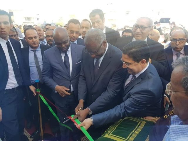 Guinea Opens General Consulate in Morocco's Dakhla