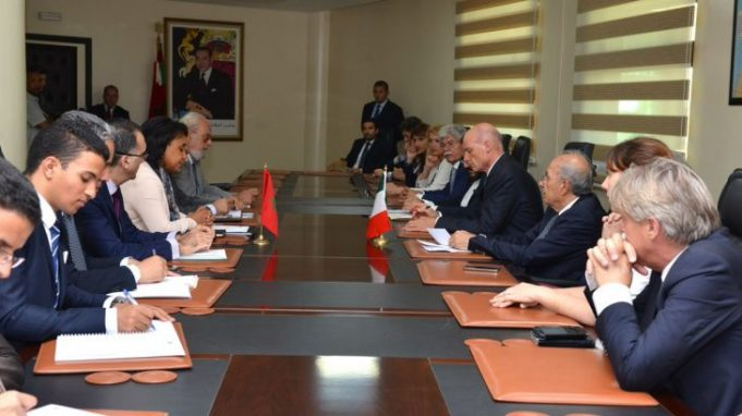 Italy, Morocco Keen to Boost Bilateral Cooperation
