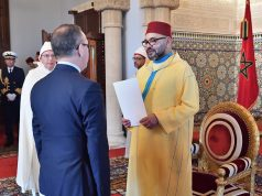 King Mohammed VI ًWelcomes Foreign Ambassadors to Morocco, Including US Envoy