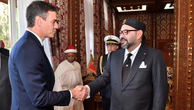 King Mohammed VI Congratulates Spain's Prime Minister After Vote of Confidence