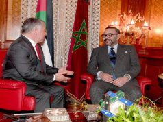 King Mohammed VI, King Abdullah II Discuss Recent Development in Region