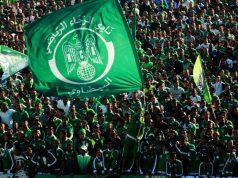 Moroccan Football Fans Chant 'Sahara is Moroccan' Slogans in Algeria