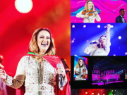 Moroccan Singer Causes Backlash with Controversial Comments at Saudi Concert