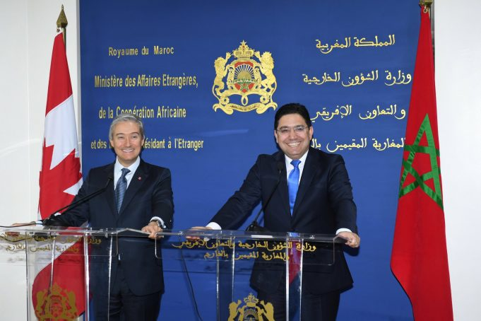 Morocco, Canada Pledge to Work Together on Major World Challenges