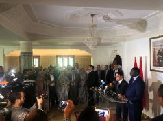 Morocco Condemns Military Interference in Libya