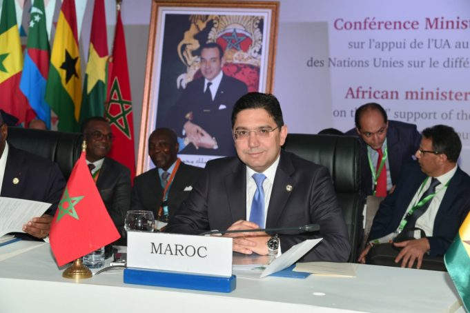 Morocco Denounces 'Cynical Interventionism' in Libya at AU Meeting