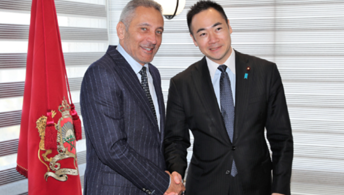 Morocco-Japan 'Friendship' Continues Flourishing
