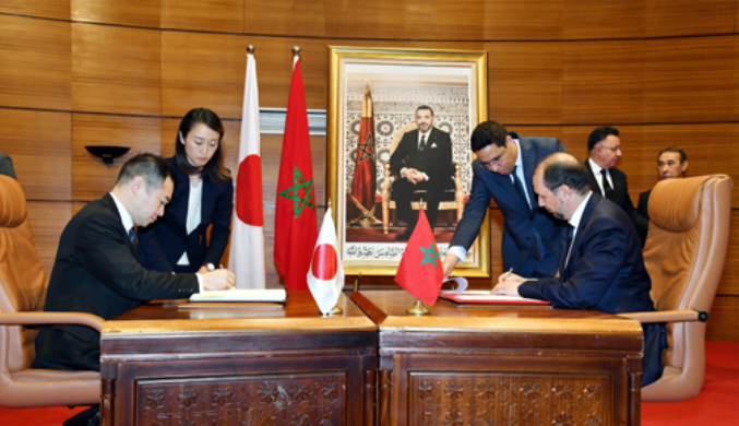 Morocco-Japan 'Friendship' to Flourish