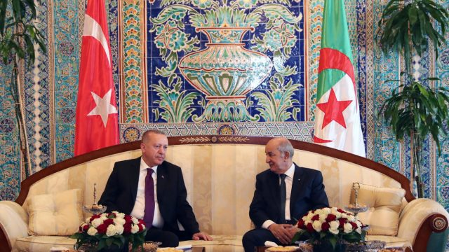 Morocco, Notable Absentee in Erdogan's African Tour