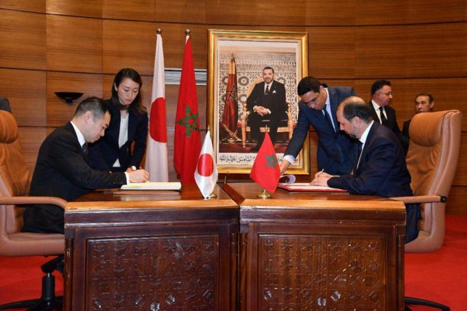 Morocco Signs Agreements with Japan to Encourage Japanese Investment