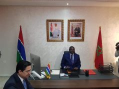 FM: New Gambian Consulate in Dakhla Reflects Rabat-Banjul Firm Relations