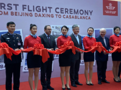 New Casablanca-Beijing Flight Brings Morocco and China Closer