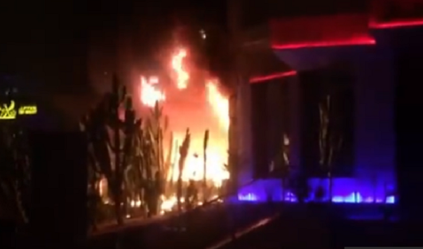New Year Party in Tangier Ends in Tragedy After Fire Consumes Hookah Cafe