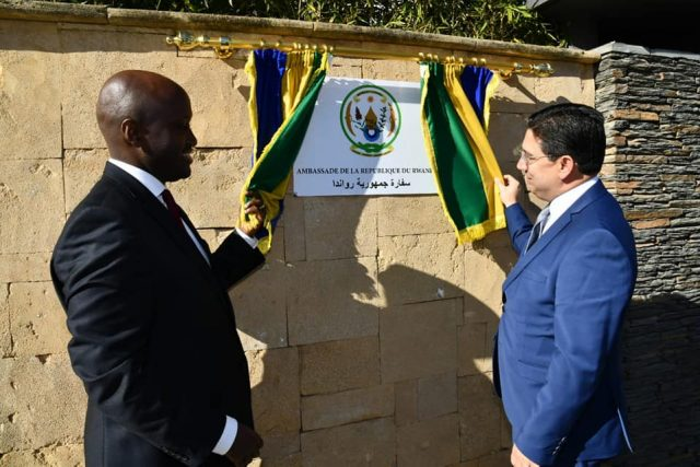 Opening of Rwanda Embassy Shows Strong Status of Morocco in Africa