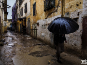 Powerful Storm 'Gloria' Hits Morocco