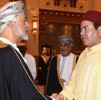 Prince Moulay Rachid Represents King Mohammed VI at Omani Sultan's Funeral