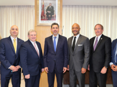 Rabat, Washington Share Expertise in the Fight against Crime