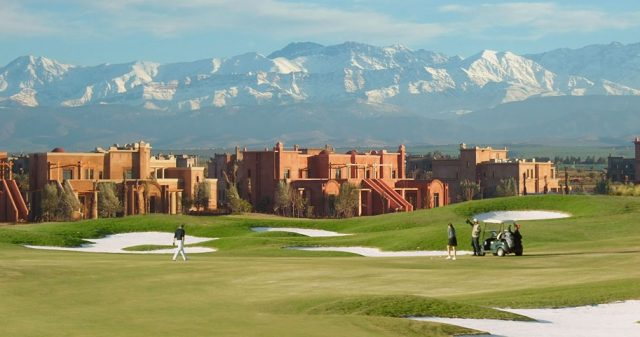 Morocco Hosts Africa's First PGA Tour Champions Golf Tournament