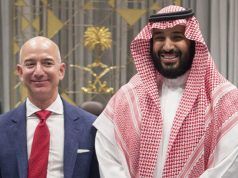 Saudi Arabia's MBS Allegedly Behind Hack of Amazon Owner's Phone