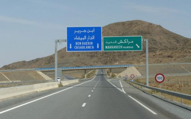 Tiznit-Dakhla Highway in Southern Morocco on Schedule for Completion