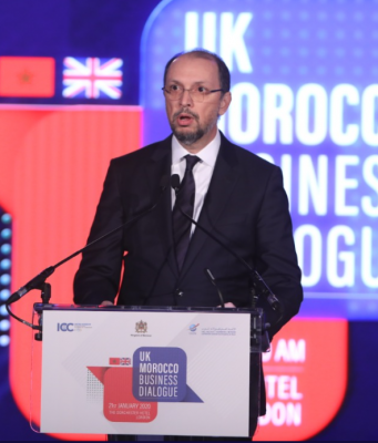 UK Hopes to Make Morocco 'Gateway' to Africa
