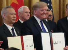 US, China Sign 1st Phase of Trade Deal to Ease Cold War