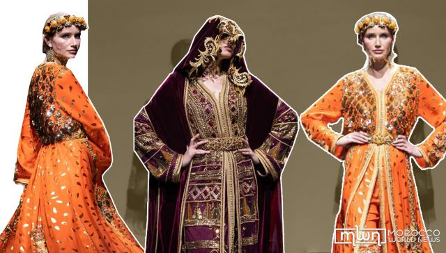 Moroccan Kaftan Capivates Crowds at Paris Fashion Show
